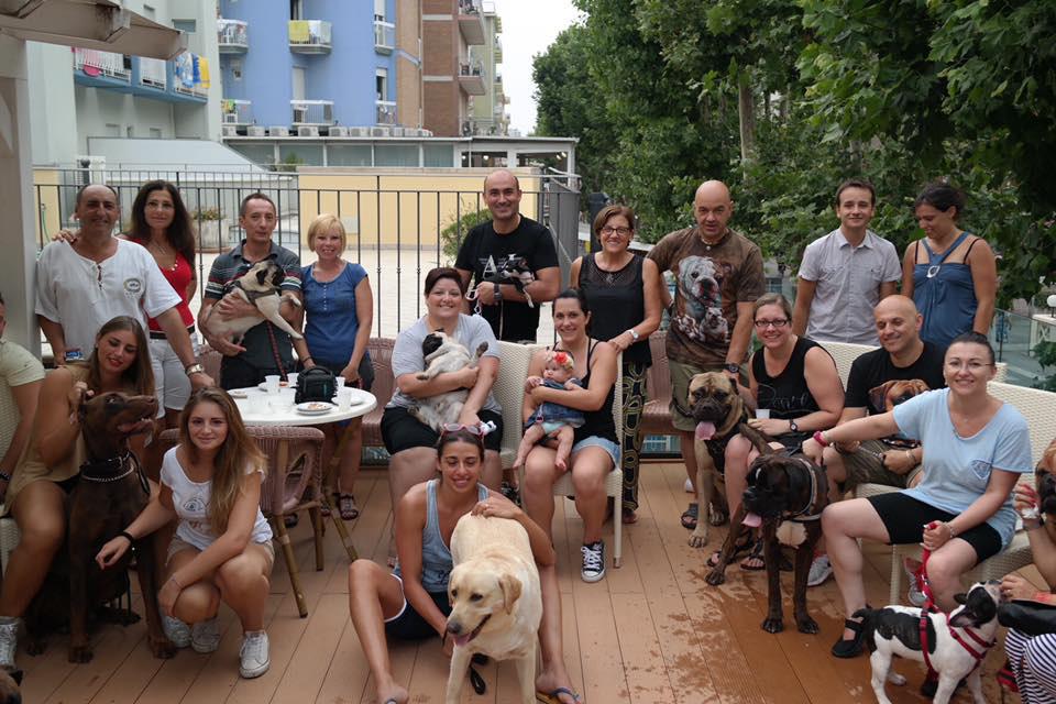 Pets Hotel Rimini animali ammessi